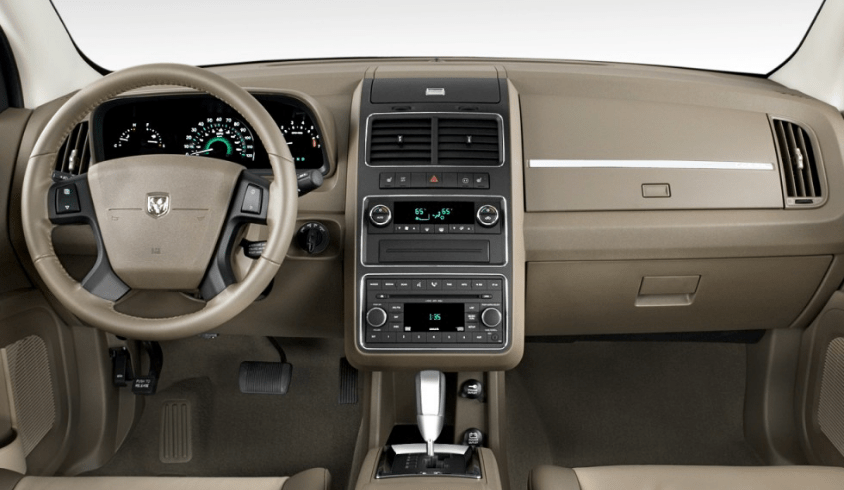 2010 Dodge Journey Interior and Redesign