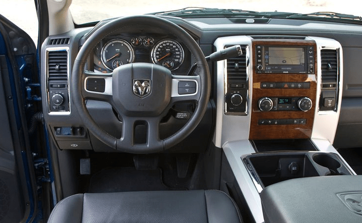 2010 Dodge Ram HD Interior and Redesign