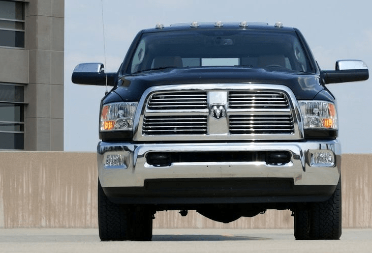 2010 Dodge Ram HD Owners Manual and Concept