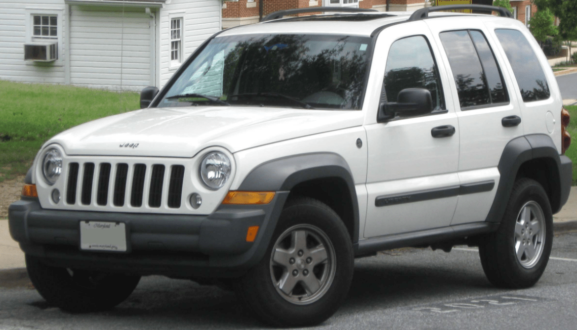 2005 Jeep Liberty Concept and Owners Manual
