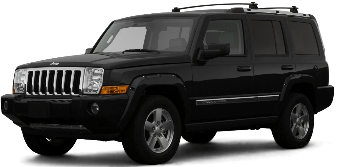 2007 Jeep Commander Owners Manual and Concept
