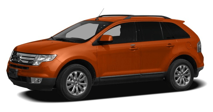 2008 Ford Edge Owners Manual and Concept