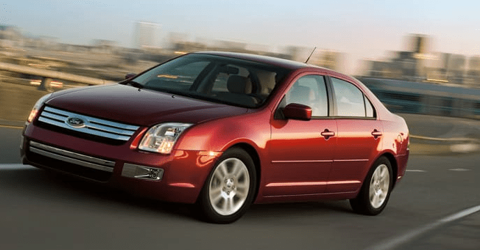 2008 Ford Fusion Owners Manual and Concept