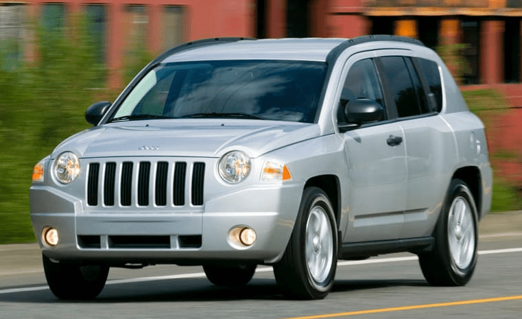 2008 Jeep Compass Owners Manual and Concept
