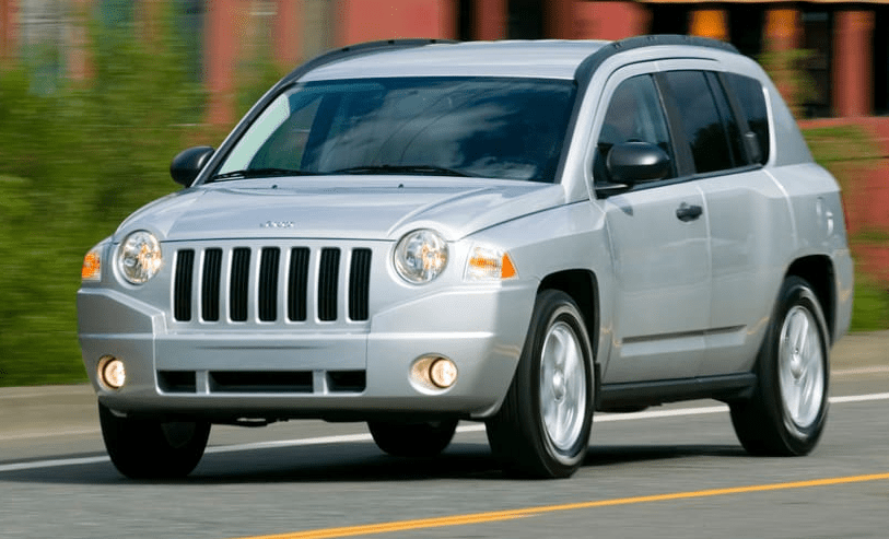 2009 Jeep Compass Owners Manual and Concept