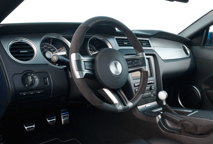 2010 Ford Shelby GT500 Interior and Redesign