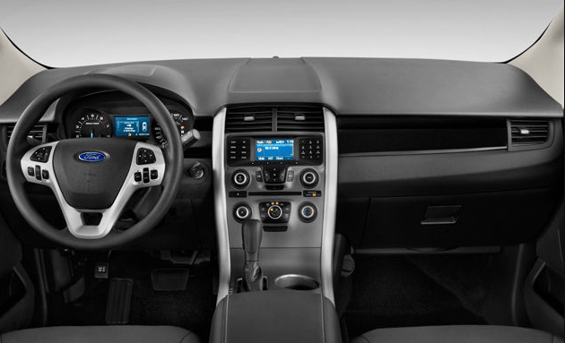 2011 Ford Edge Interior and Redesign