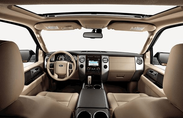 2011 Ford Expedition Interior and Redesign