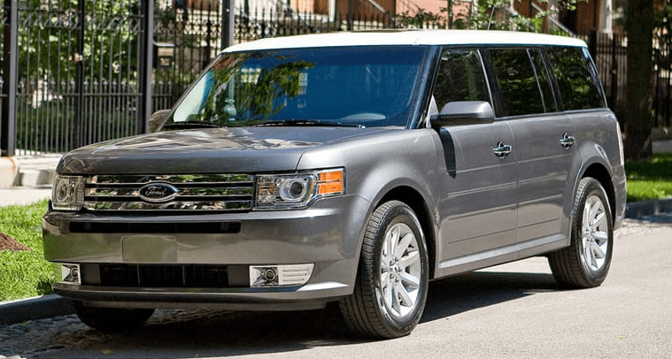 2011 Ford Flex Owners Manual and Concept