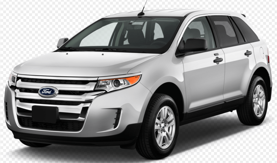 2012 Ford Edge Owners Manual and Concept