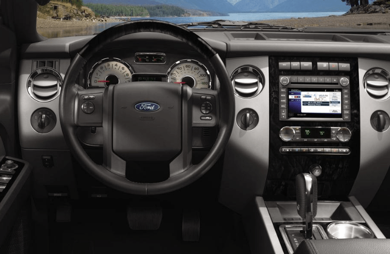 2012 Ford Expedition Interior and Redesign
