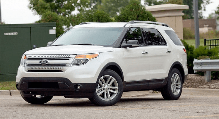 2012 Ford Explorer Onwers Manual and Concept