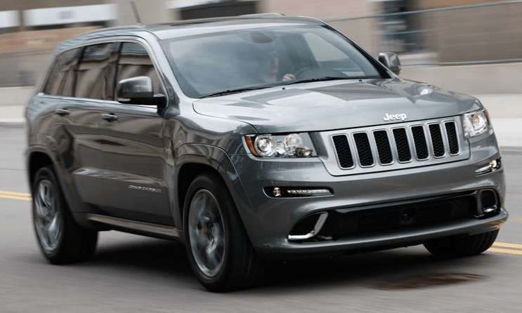 2012 Jeep Grand Cherokee SRT8 Owners Manual and Concept