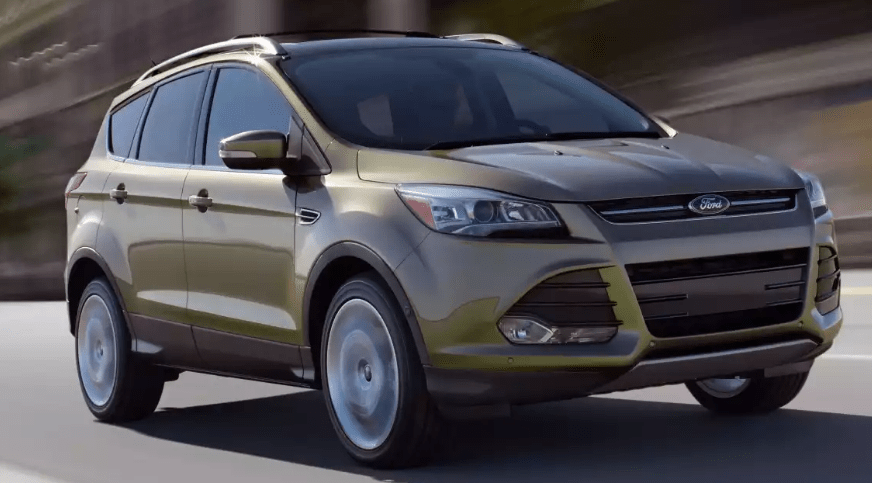 2013 Ford Escape Owners Manual and Concept