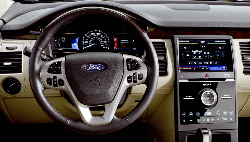 2013 Ford Flex Interior and Redesign