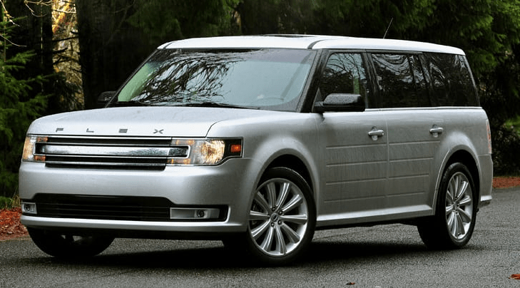2013 Ford Flex Owners Manual and Concept