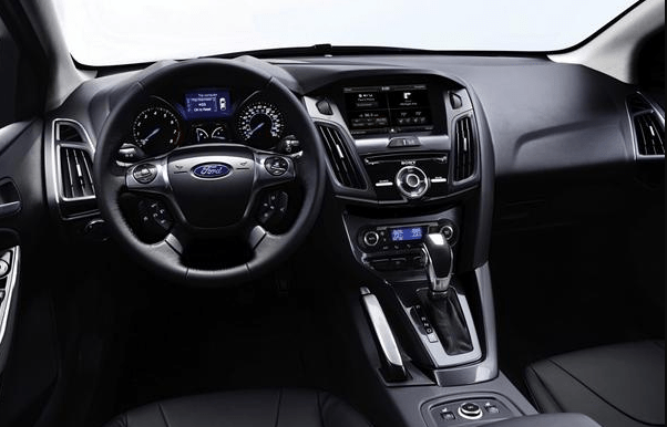 2013 Ford Focus Interior and Redesign