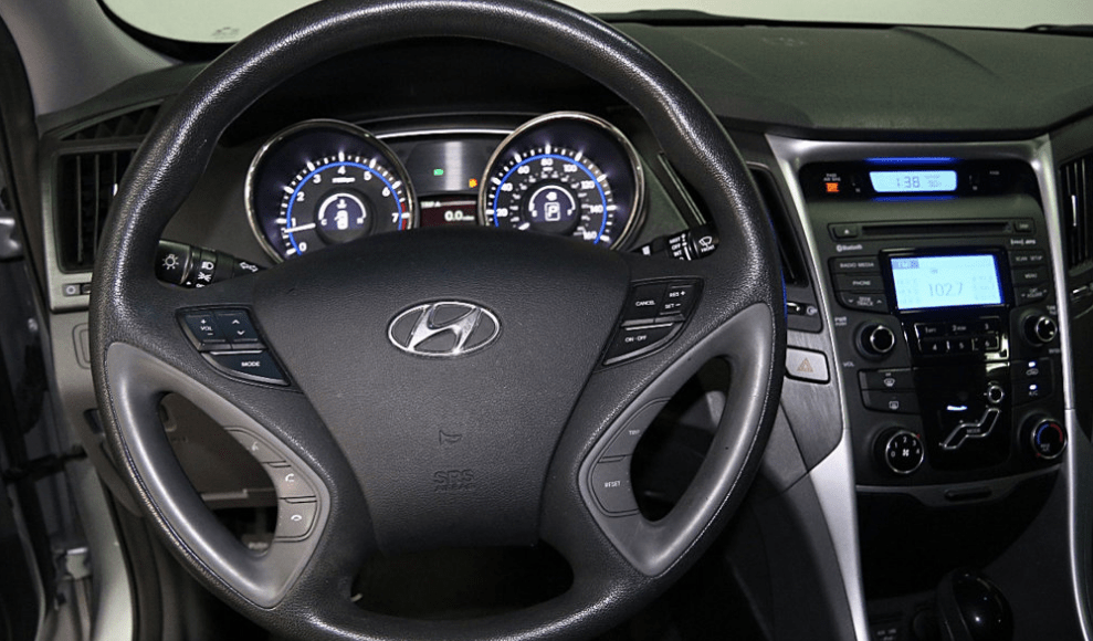 2013 Hyundai Sonata Interior and Redesign