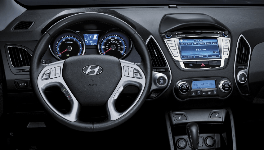 2013 Hyundai Tucson Interior and Redesign