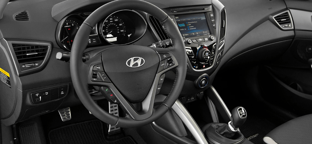 2013 Hyundai Veloster Turbo Interior and Redesign