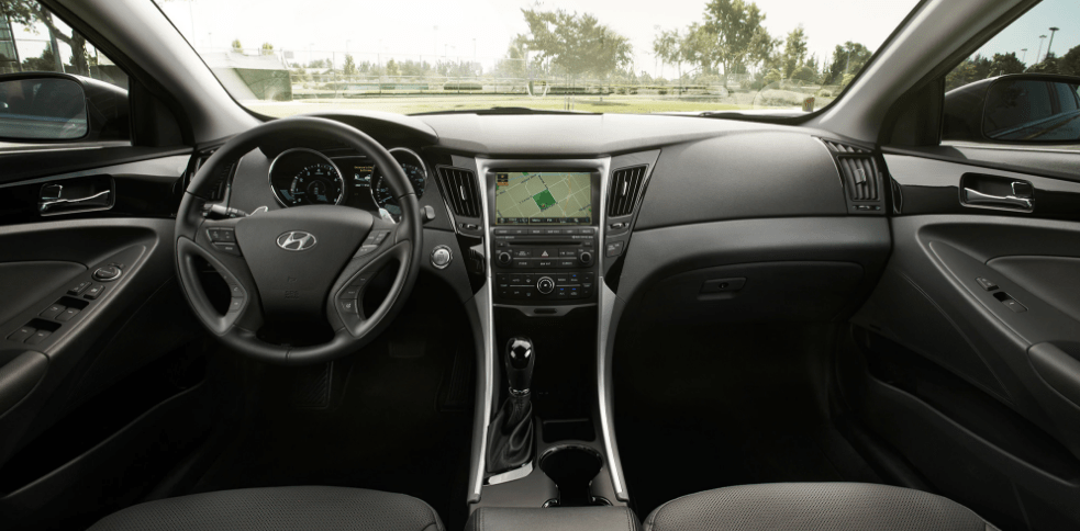 2014 Hyundai Sonata Interior and Redesign