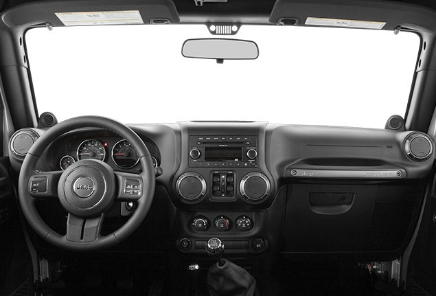 2014 Jeep Wrangler Interior and Redesign