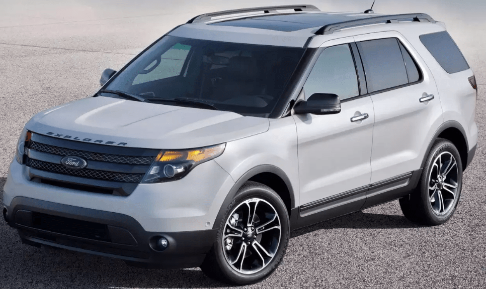 2015 Ford Explorer Owners Manual and Concept