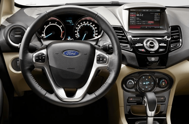 2016 Ford Fiesta Interior and Redesign