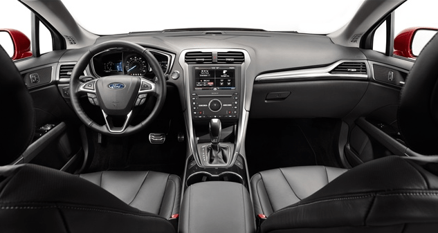 2016 Ford Fusion Interior and Redesign