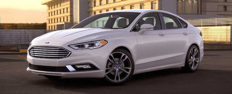 2017 Ford Fusion Owners Manual and Concept