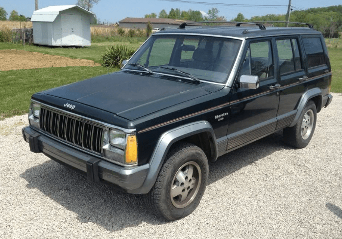 1991 Jeep Cherokee Owners Manual and Concept