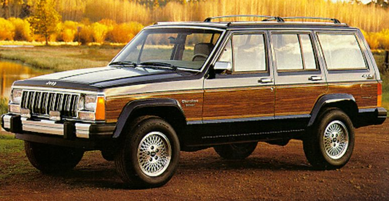1992 Jeep Cherokee Owners Manual and Concept