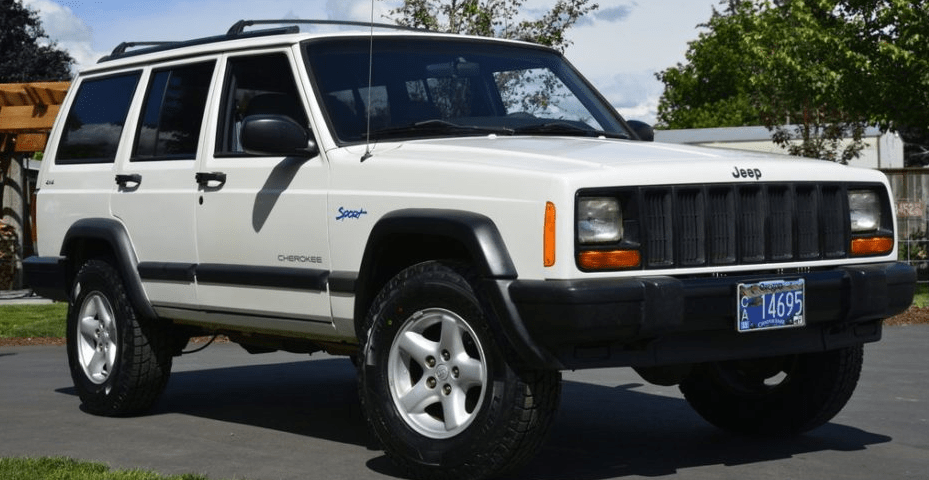 1997 Jeep Cherokee Owners Manual and Concept