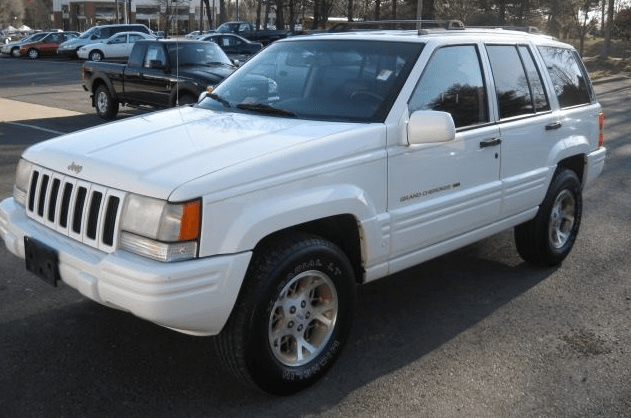 1997 Jeep Grand Cherokee Owners Manual and Concept