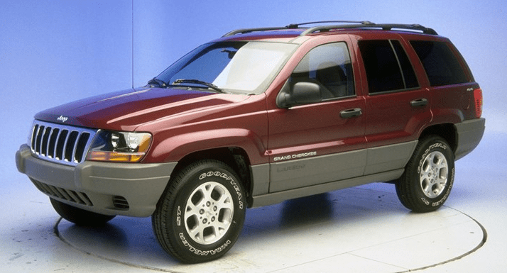 1999 Jeep Grand Cherokee Owners Manual and Concept