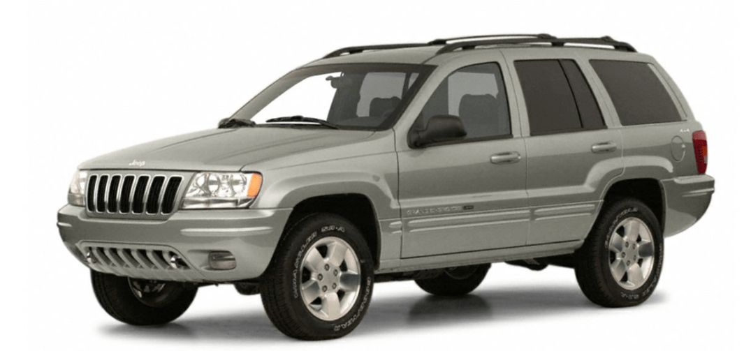 2001 Jeep Grand Cherokee Concept and Owners Manual