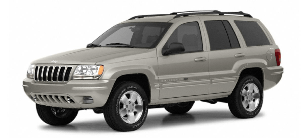 2002 Jeep Grand Cherokee Concept and Owners Manual