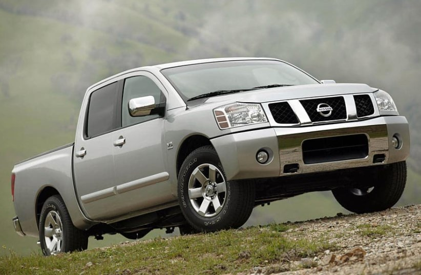 2005 Nissan Titan Concept HD Wallpaper