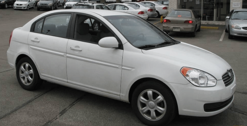2006 Hyundai Accent Owners Manual and Concept