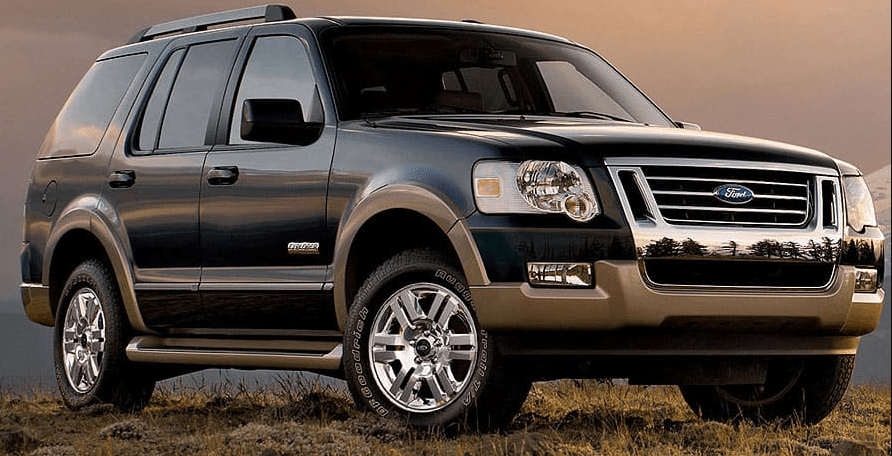2007 Ford Explorer Owners Manual and Concept