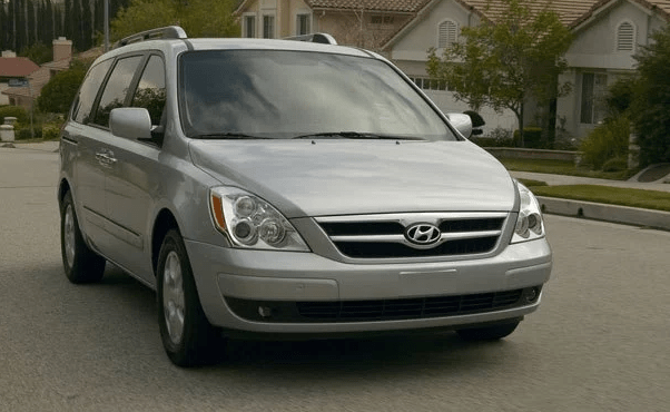 2007 Hyundai Entourage Owners Manual and Concept