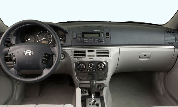 2007 Hyundai Sonata Interior and Redesign