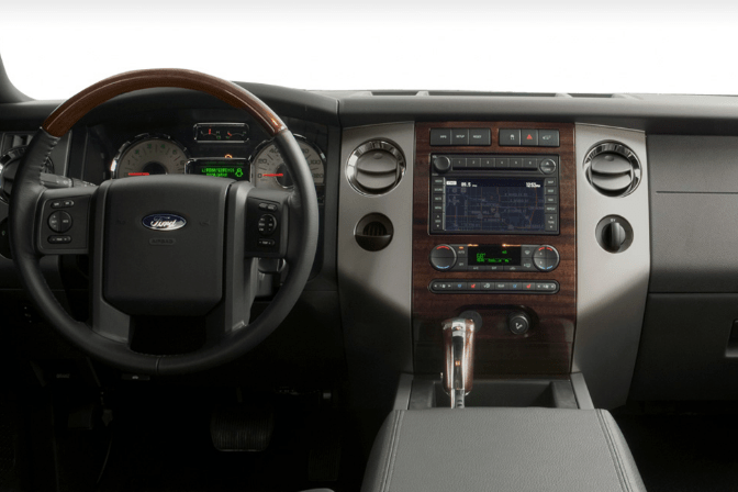 2008 Ford Expedition Interior and Redesign