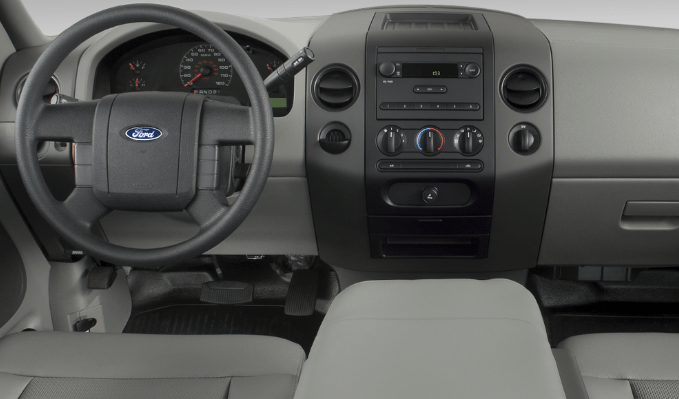 2008 Ford F-150 Interior and Redesign