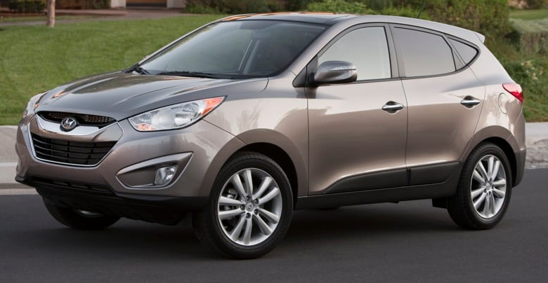 2010 Hyundai Tucson Owners Manual and Concept