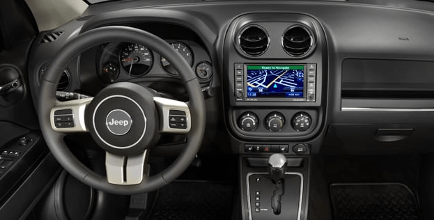 2013 Jeep Compass Interior and Redesign