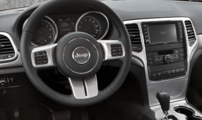 2013 Jeep Grand Cherokee Interior and Redesign
