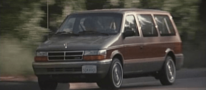 1991 Dodge Caravan Owners Manual and Concept