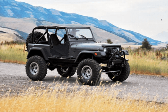 1991 Jeep Wrangler Owners Manual and Concept