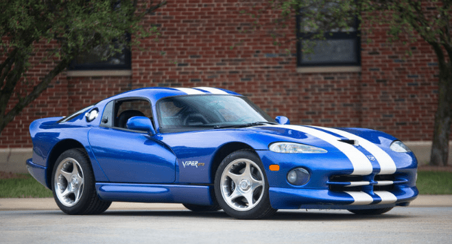 1996 Dodge Viper Owners Manual and Concept